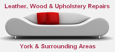 Leather, wood and upholstery repairs - York and surrounding areas